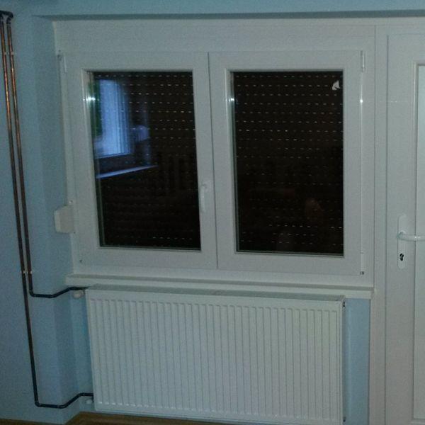 Notranje okenske police